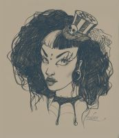 lady luck by zeloco