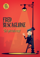 Fred Buscaglione Vector by funky23