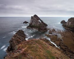 Bow Fiddle Rock Portknockie by EvaMcDermott