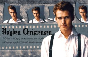 Hayden Christensen II by Caterinee