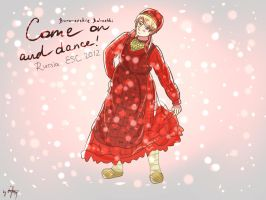 APH | Come on and Dance! by KsiezniczkaOlya