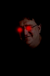 Gaben stares into your soul even harder by Pootopolis14