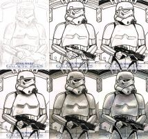 Stormtrooper process by Frisbeegod