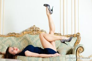 Lovely Luscious Legs of Lina - Legs Emporium by LegsEmporium
