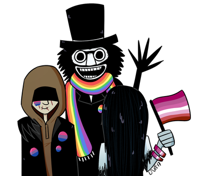 the lgbtq+ icons we deserve by licoriceguts