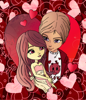 Valentine Contest by amylou2107