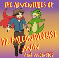 Dr. Paleontologist Man And. . by notanotherzombie