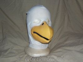 Spandex Eagle Mask by sjgarg