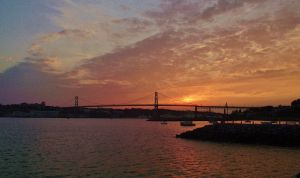 Halifax Harbor by TinaCaper