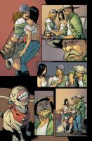 Hack/Slash: Son of Samhain #3 preview page 04 by kmichaelrussell