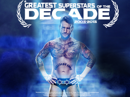 Greatest WWE Superstars of the Decade by Jimpapadim
