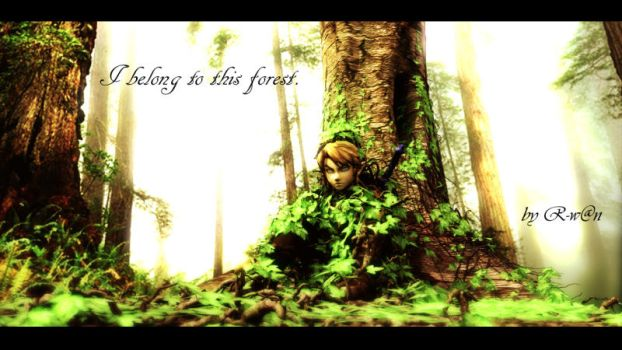I belong to this forest by Rwanlink