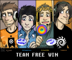 Team Free Win by FiestaTB