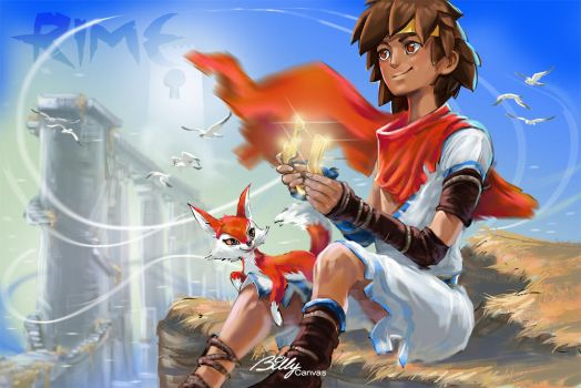 Rime Fanart by BillyCanvas