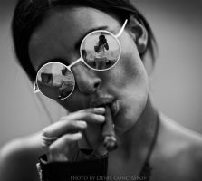 smoke by DenisGoncharov