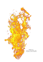 Fuego Png 01 by YuiWTF