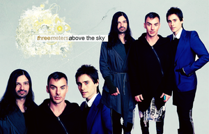 30 Seconds To Mars wallpaper 02 by horse95