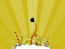 applewall16 by iSiebe
