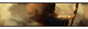 Smudge Mage banner by VudzO