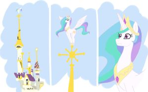 Day 4: Draw a pony at their peak or Silly Celly by Yoka-the-Changeling