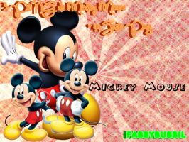 4 Png Mickey Mouse by FabbyBubbil