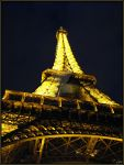 Obligatory Eiffel Tower by TheArcher777