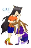 BFF by Kathy-katherin