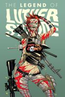 Legend of Luther Strode #1 Third Eye Variant by sobreiro