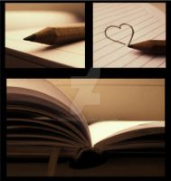 write me a love story by greenxin