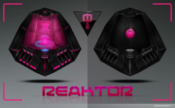 Reaktor-F by graphomet