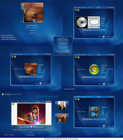Win7 MC for CD-Art display by PeterRollar