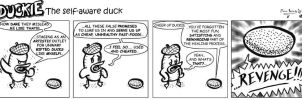 Duckie the Self Aware Duck 52 by CptMunta