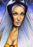 Storm Sketch Card 5 by veripwolf