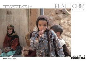 PERSPECTIVES #4 by PLATEFORM magazine by PLATEFORM
