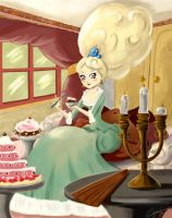 Marie Antoinette by lujus