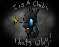 ITS THE EMOPUPPEH CHIBI-er- No by Moonblizzard
