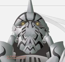 FMA - Al Elrich Closeup by destructo-