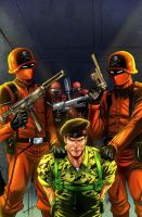 GI Joe v Cobra 3 Diamond Ed. by FunPubComics
