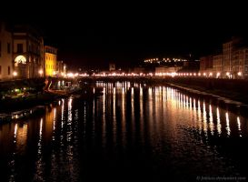Florence by night by Fabiuss