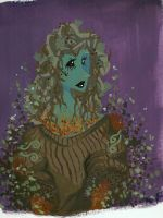 Mother Earth by ArrogantLampShade