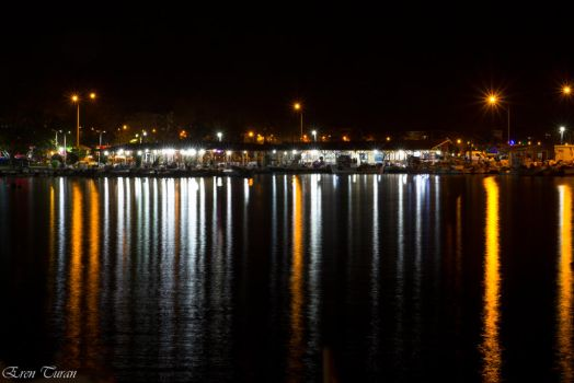 Trying Long Exposure by slentking