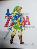 Link to the Past by dareith