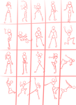 30 second gestures - Day Seven by CloudKiller7