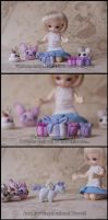A Present for Eva by MySweetQueen-Dolls