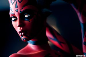Darth Talon by saenjaina