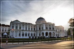 National Museum Singapore HDR by log1t3ch
