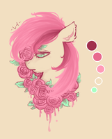 Are Roses Really that Lucky? (Palette 98) by creativelyEccentric