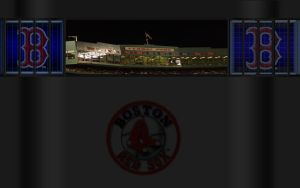 New Sox Wall by bostonguy3737