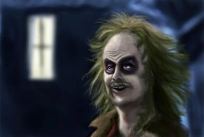 Beetlejuice by imdeerman