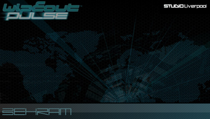 Wipeout Pulse PSP Wallpaper by deep-scarz
